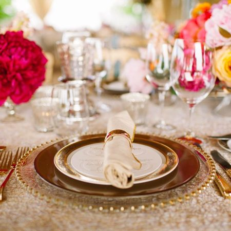 China, Glassware & Flatware Rentals with Premiere